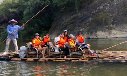 2018  七月尋根之旅   台灣青少年八閩夏令營